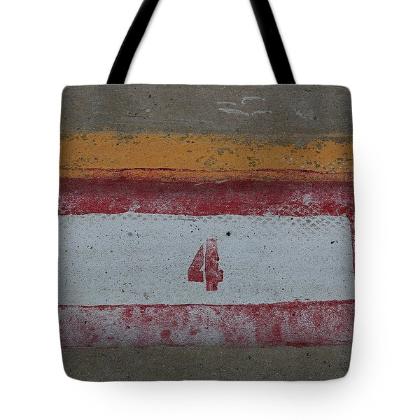 Railroad Art Tote Bag