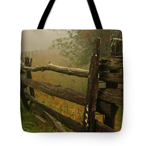 Rails Of Time Tote Bag