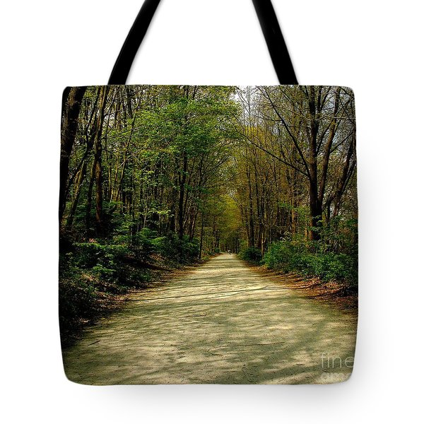 Rails To Trails Tote Bag