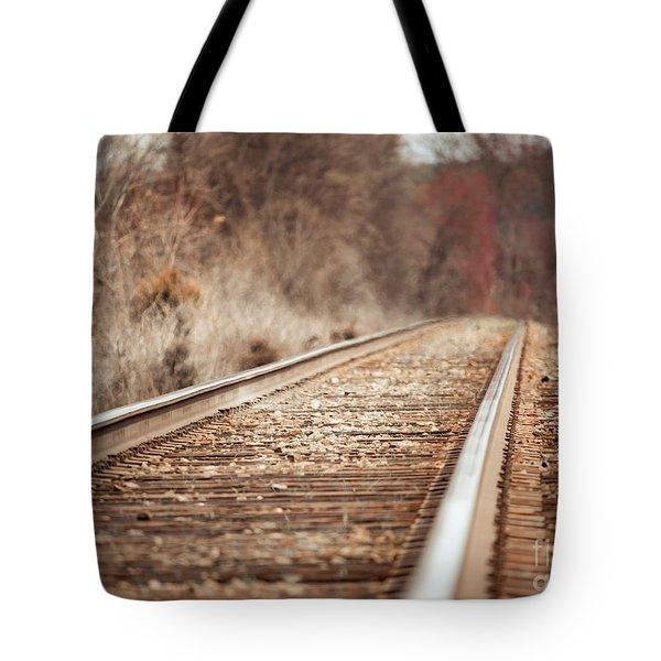 Rails Tote Bag