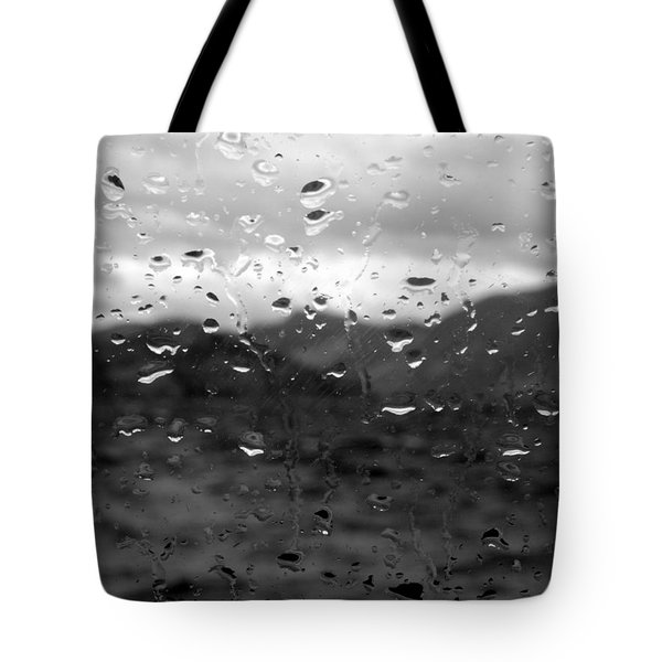 Rain And Wind Tote Bag