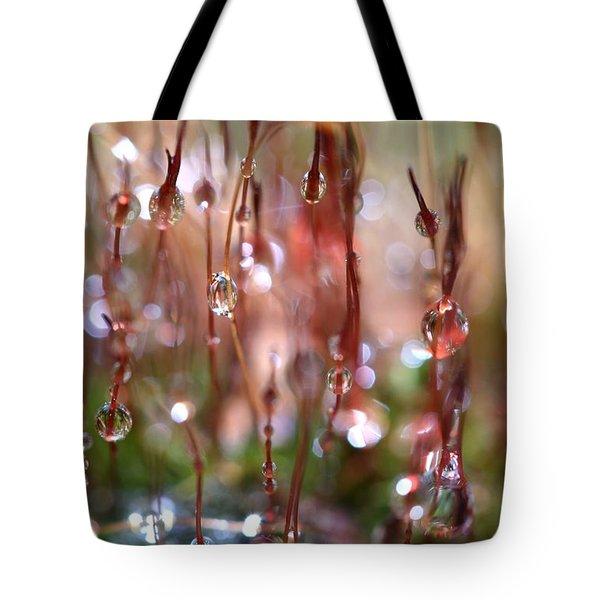 Rain Catcher Tote Bag