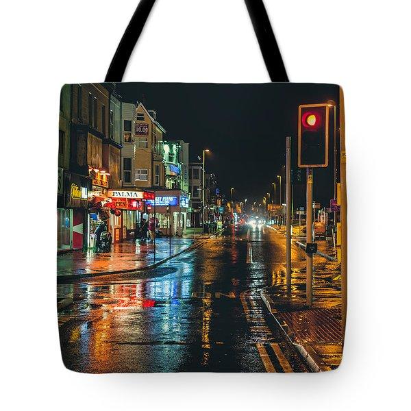 Rain Dogs Tote Bag