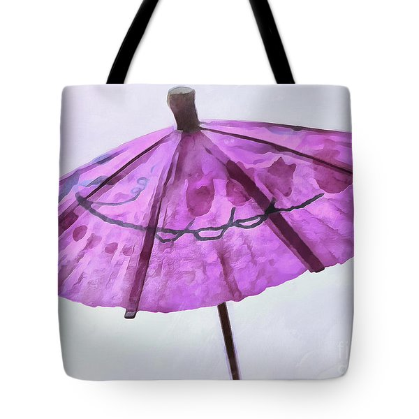Rain Down On Me Tote Bag