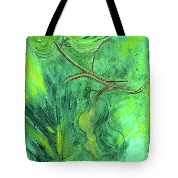 Rain Forest Revisited Tote Bag
