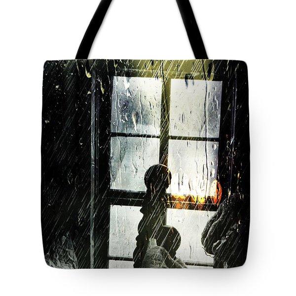 Rain In My Heart Tote Bag