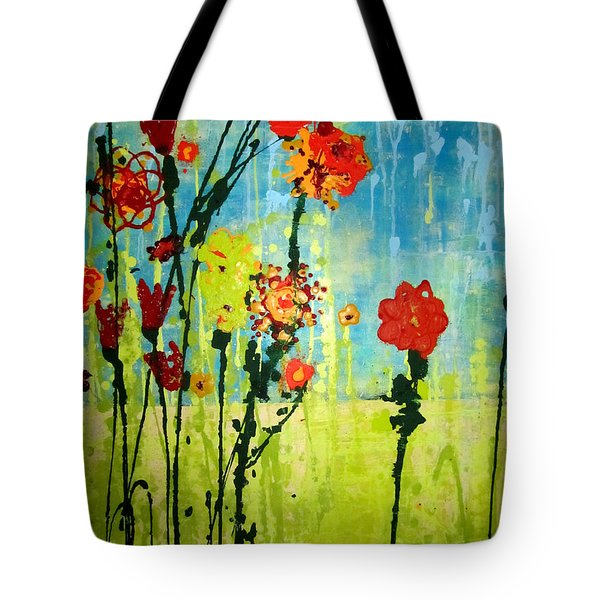 Rain Or Shine Tote Bag