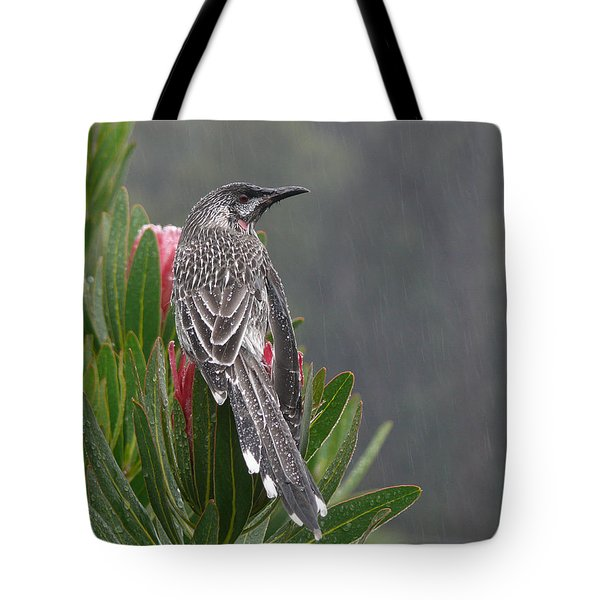 Rainbird Tote Bag by Evelyn Tambour