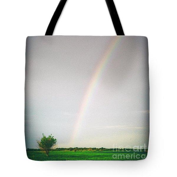 Rainbow #0157 Tote Bag