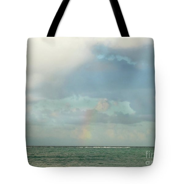 Rainbow 1 Tote Bag