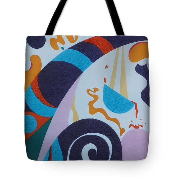 Rainbow And Pot Of Gold Tote Bag