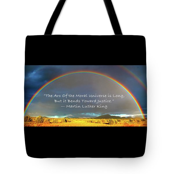 Martin Luther King - Justice Tote Bag