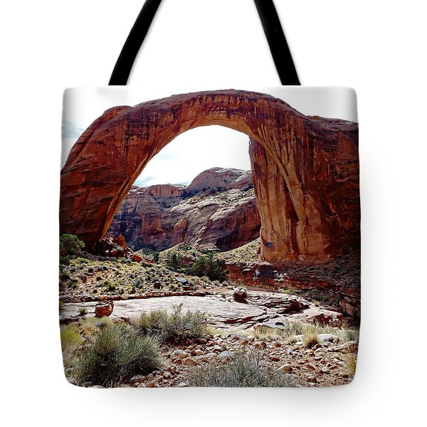 Rainbow Bridge National Monument Tote Bag