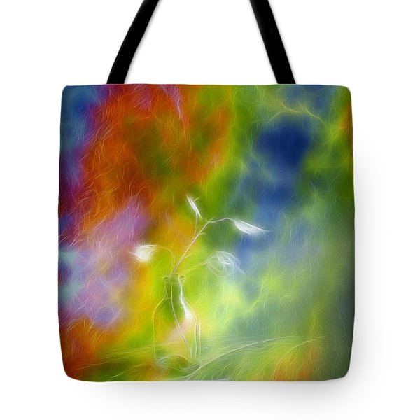 Rainbow Bridge Tote Bag by Veikko Suikkanen