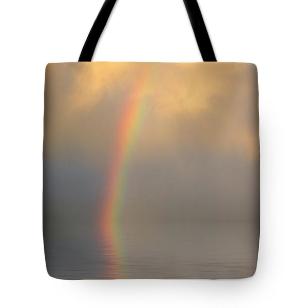 Rainbow Dream Tote Bag by Jerry McElroy