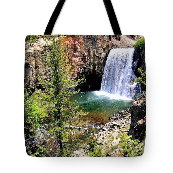 Rainbow Falls 1 Tote Bag
