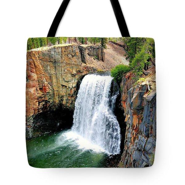 Rainbow Falls 11 Tote Bag