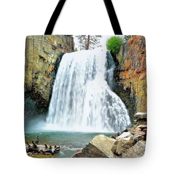 Rainbow Falls 6 Tote Bag