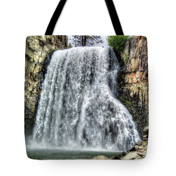 Rainbow Falls 7 Tote Bag