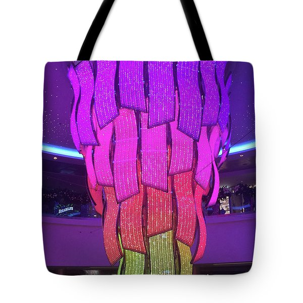 Rainbow Light Tote Bag