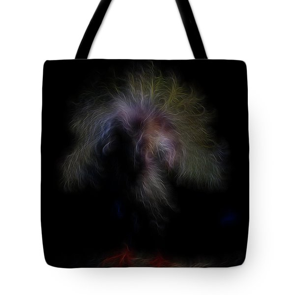 Rainbow Spirit Tote Bag by William Horden