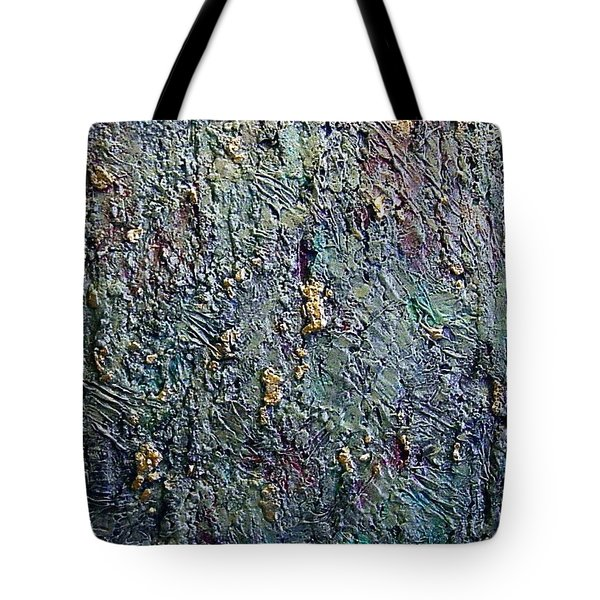 Rainbows End Tote Bag by Bernard Goodman