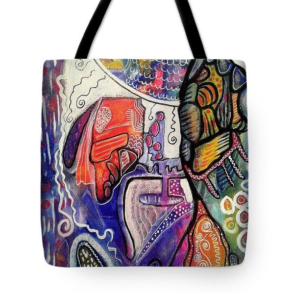 Rainbowtrout Tote Bag
