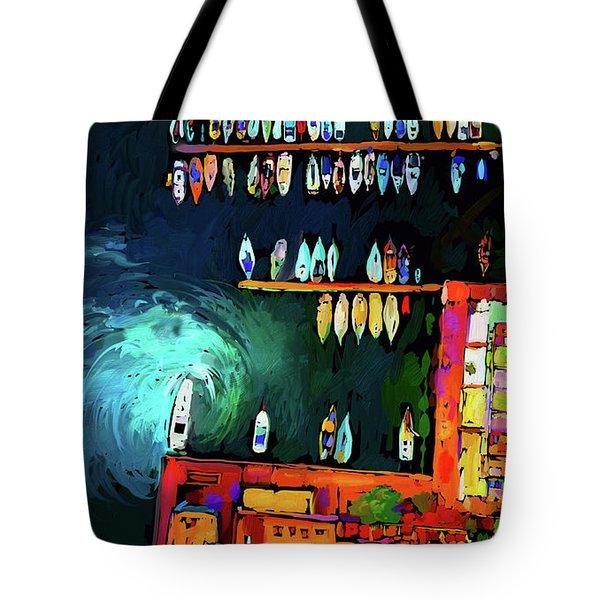 Rainbowts Tote Bag