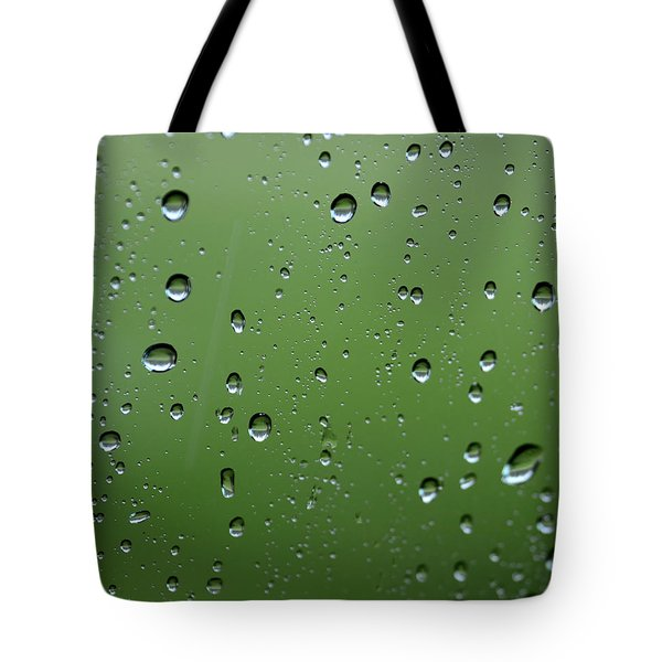 Raindrops  2 Tote Bag
