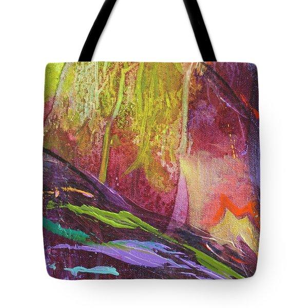 Rainforrest Tote Bag