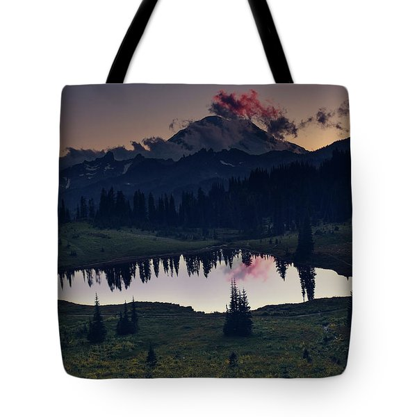 Rainier Color Tote Bag