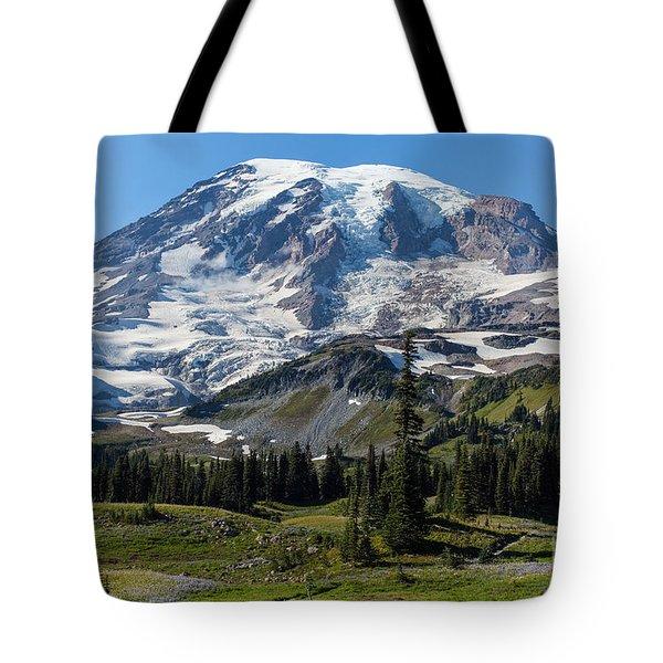 Rainier Mazama Ridge Tote Bag