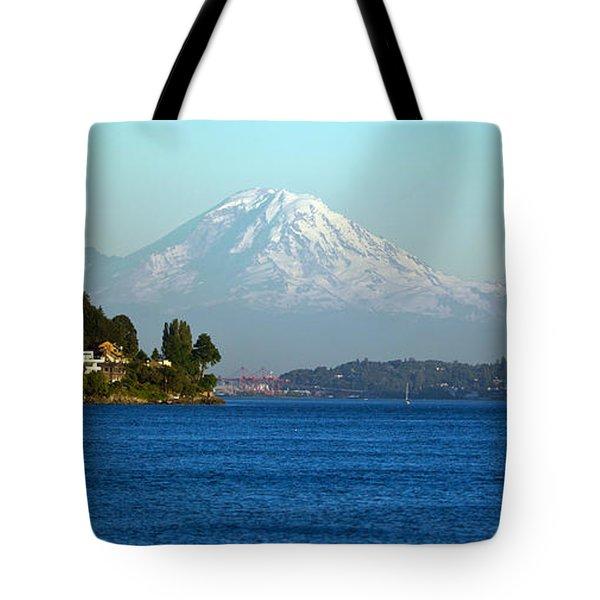Rainier Vista Tote Bag