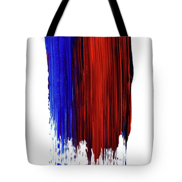 Raining Color Tote Bag