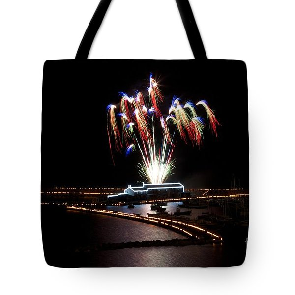 Raining Colour. Tote Bag