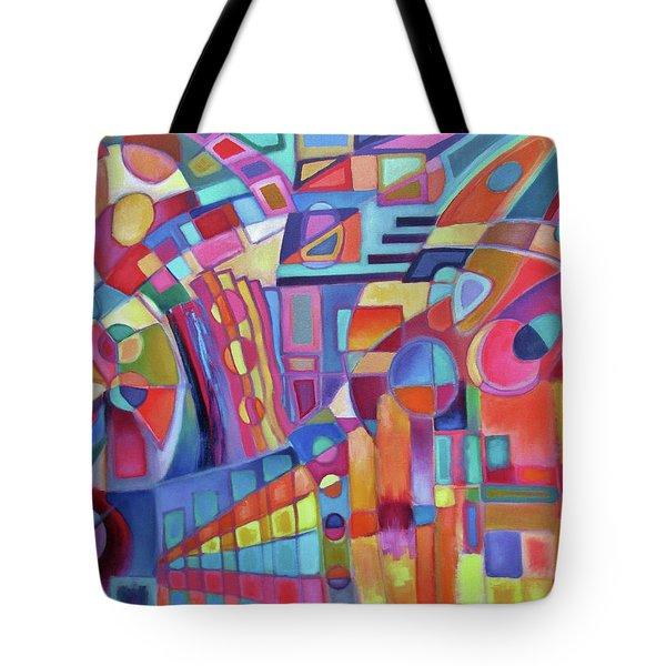 Rainmakers' Dance Tote Bag