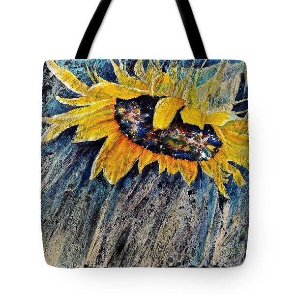 Rainswept Tote Bag