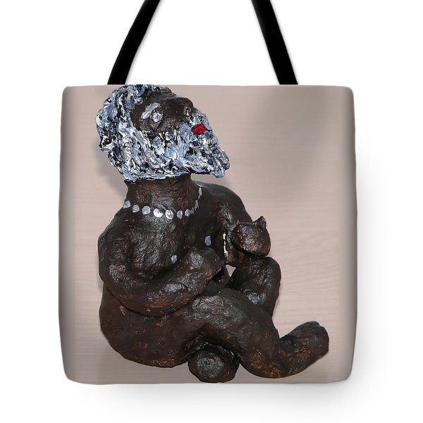 Rainwisher Tote Bag by Valerie Ornstein