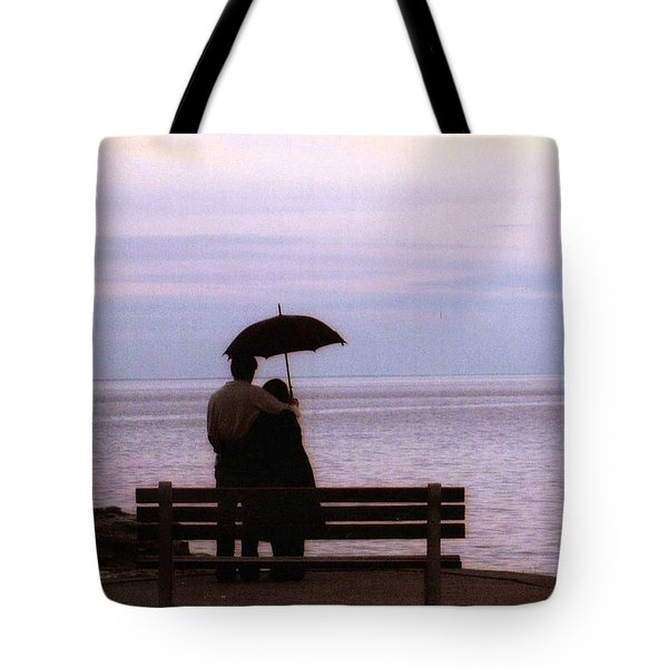Rainy-may In Color Tote Bag