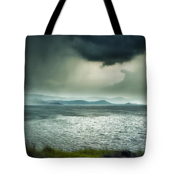 Rainy Mood Tote Bag