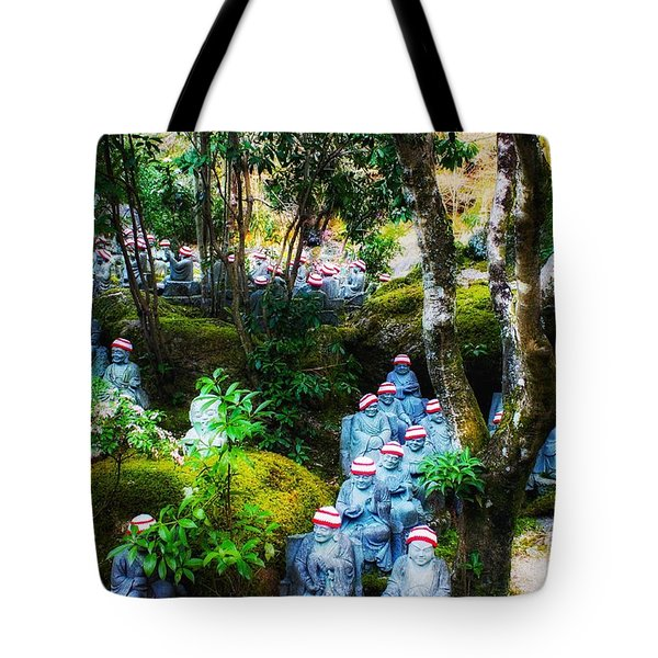 Tote Bag featuring the photograph Rakan by Helge