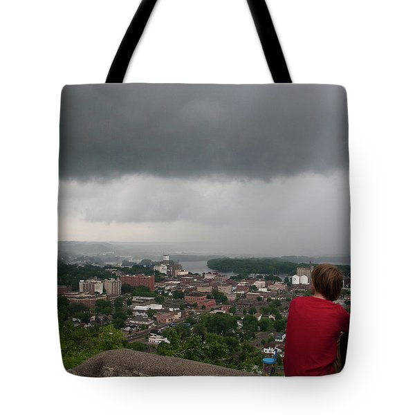 Tote Bag featuring the photograph Ral-1 by Ellen Lentsch
