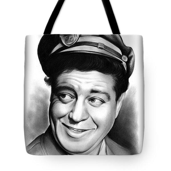 Ralph Kramden Tote Bag