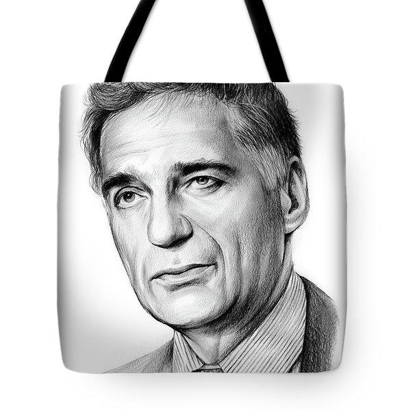 Ralph Nader Tote Bag