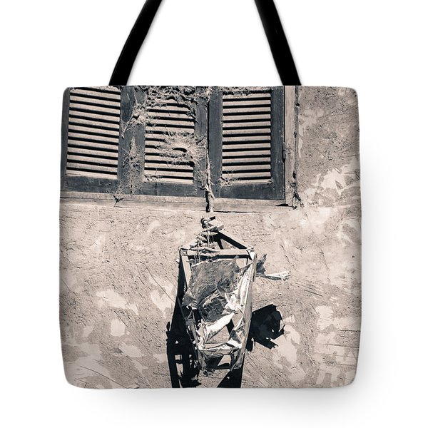 Tote Bag featuring the photograph Ramadan Past  by Jez C Self