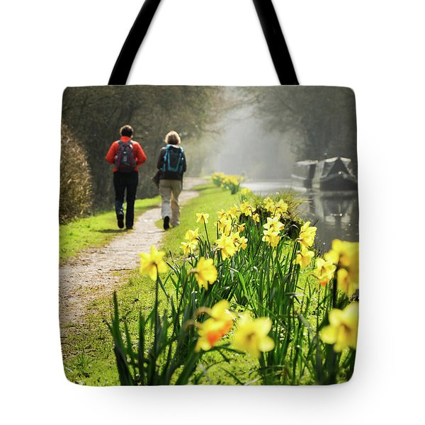 Rambling On Tote Bag