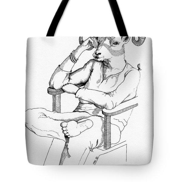 Raminiscing Tote Bag