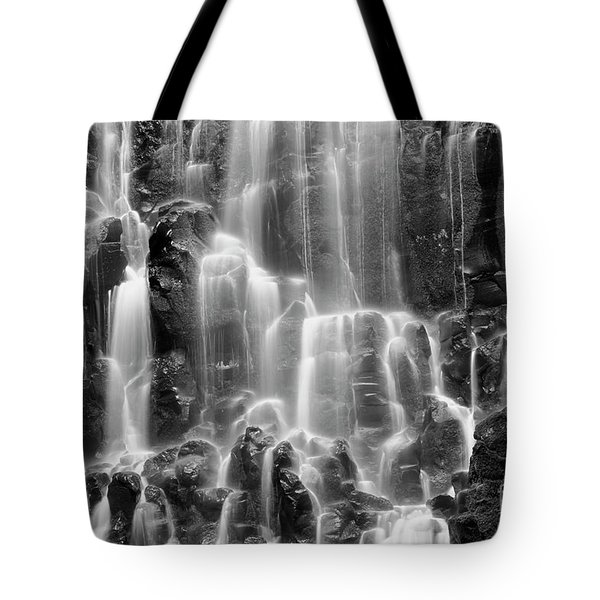 Ramona Falls Close-up Tote Bag