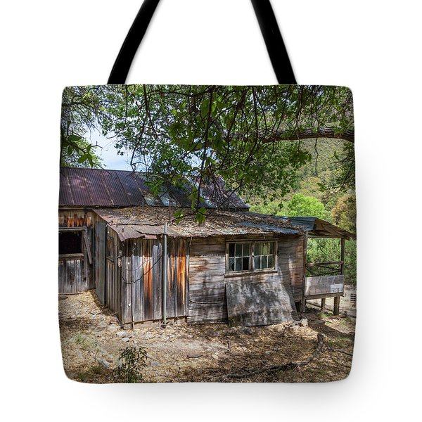 Ramsey Canyon Cabin Tote Bag