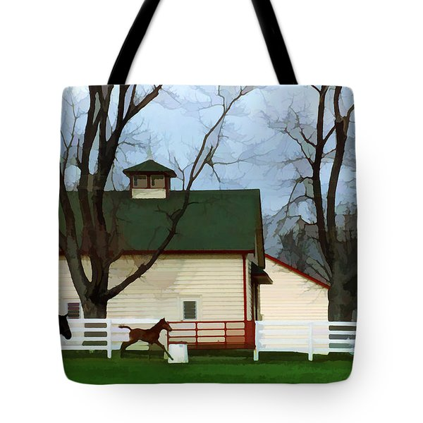 Ramsey Farm Tote Bag